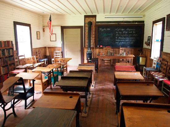 Carl J. McEwen Historic Village: School House