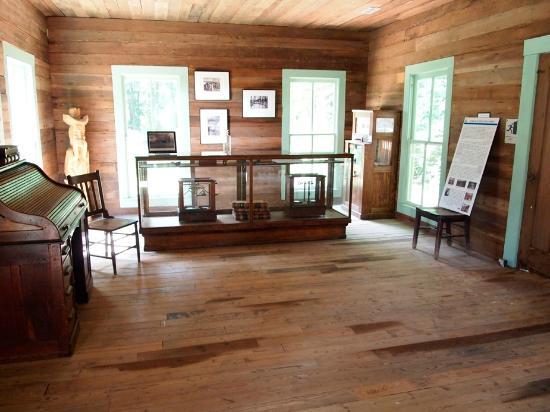 Carl J. McEwen Historic Village: Assay Office