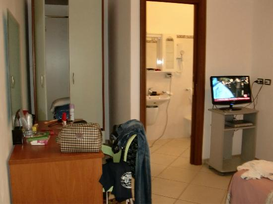 Hotel Residence Eolo: Stanza
