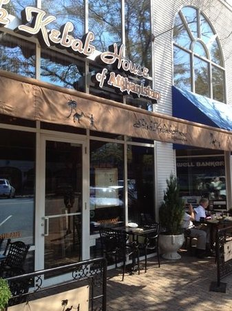 Photo of Middle Eastern Restaurant Shish Kebab House at 36 Lasalle Rd, West Hartford, CT 06107, United States