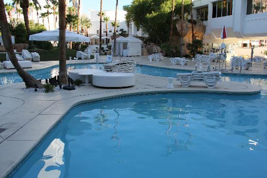 Tropicana Las Vegas - A DoubleTree by Hilton Hotel : piscine
