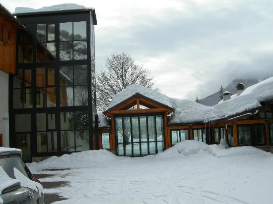 Hotel Europa : esterno