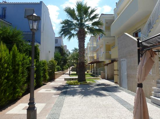 Hotellet Picture Of Naias Hotel Hanioti Tripadvisor