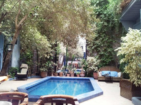 Riad Medea: Indoor Pool