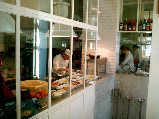primo: cucina italiana