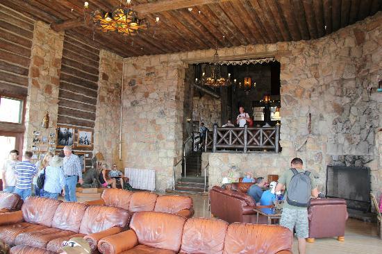 Grand Canyon Lodge - North Rim : grand salon