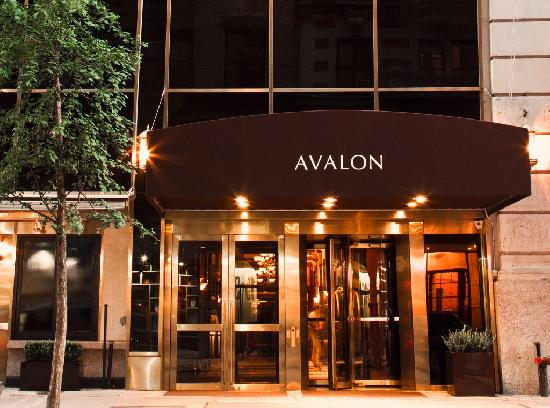 Avalon Hotel Updated 2017 Prices Amp Reviews New York