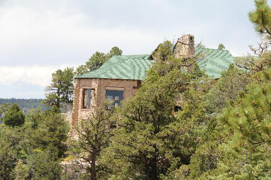Grand Canyon Lodge - North Rim : Extérieur