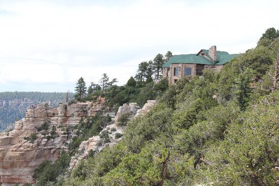 Grand Canyon Lodge - North Rim : extérieur