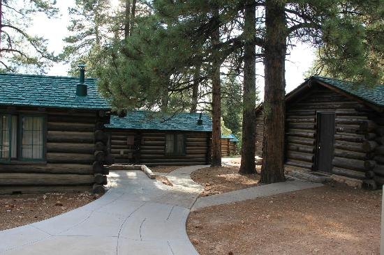 Chambres En Bungalows Picture Of Grand Canyon Lodge North Rim Grand Canyon National Park Tripadvisor