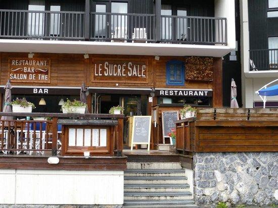 Sucré Salé : le restaurant