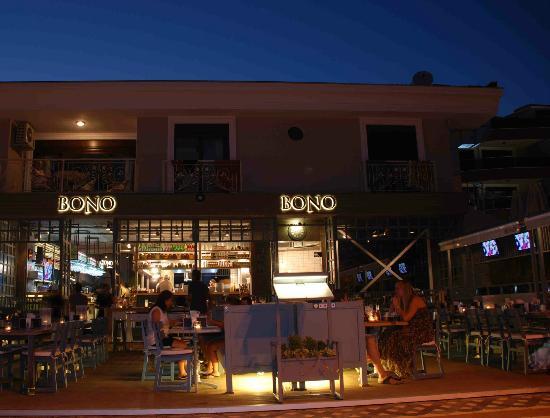 Bono Good Times Beach: bono