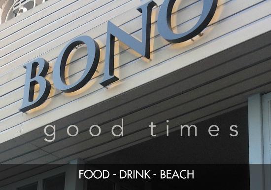 Bono Good Times Beach: GOOD TIMES