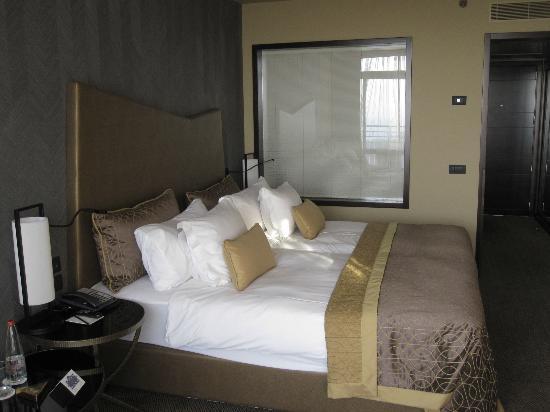 Dan Carmel Haifa : Bed