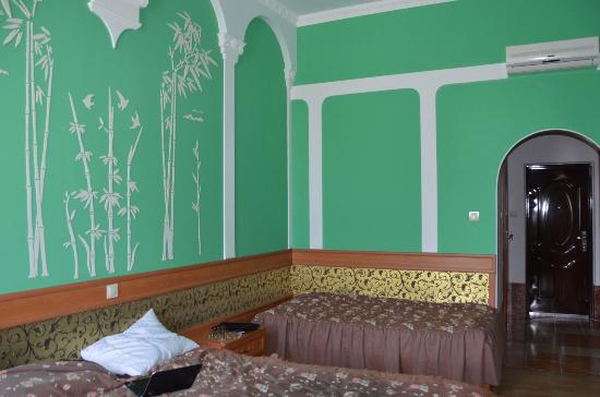 Volter Hotel: kamer in de nieuwe aanbouw