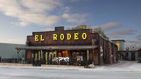 ‪Restaurante El Rodeo‬