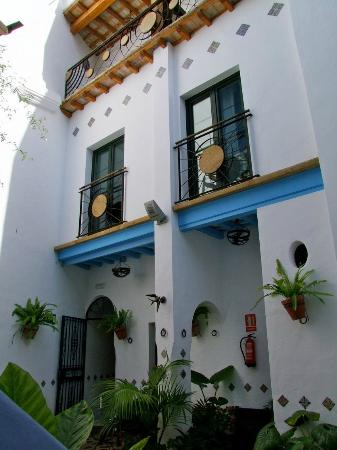 Casa Alborada: Habitaciones Interiores