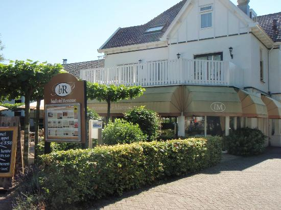 Badhotel Renesse: Front of hotel