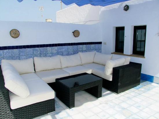 Casa Alborada: Terraza-Solarium
