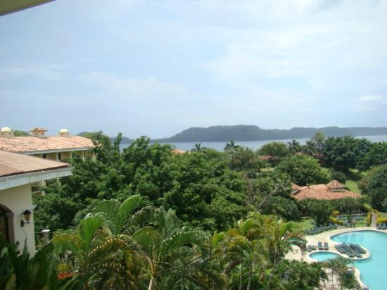 Occidental Papagayo - Adults only: This is a view from the lobby of the hotel.