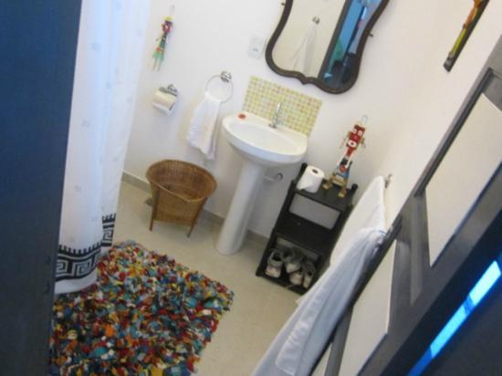Casalegre Art Vila B&B - Santa Teresa: muito limpo e bem decorado
