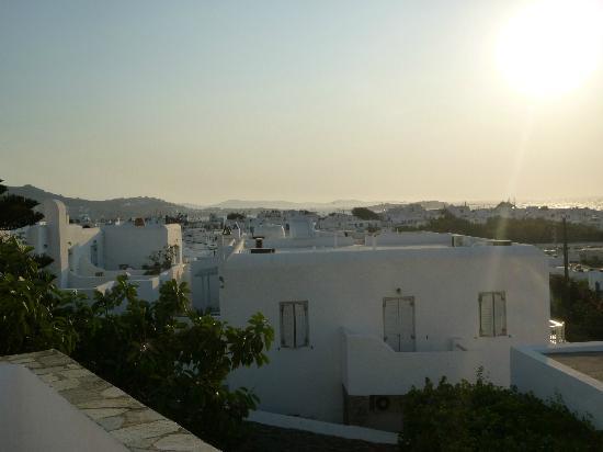 Rochari Hotel: vue de la chambre