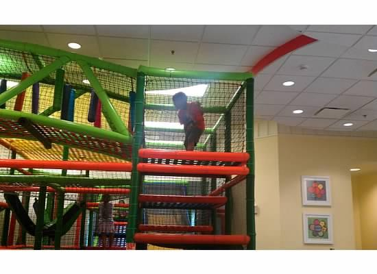 Marriott's Grande Vista: Kids love to play here!