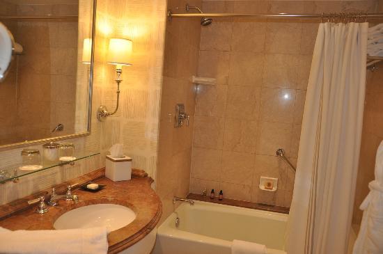 Child 39 s size robe picture of four seasons hotel boston for Bathroom zones ireland