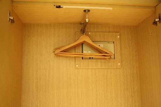 Hotel Benito: Hanger