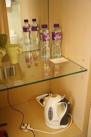 Hotel Benito: Complementary Mineral Water