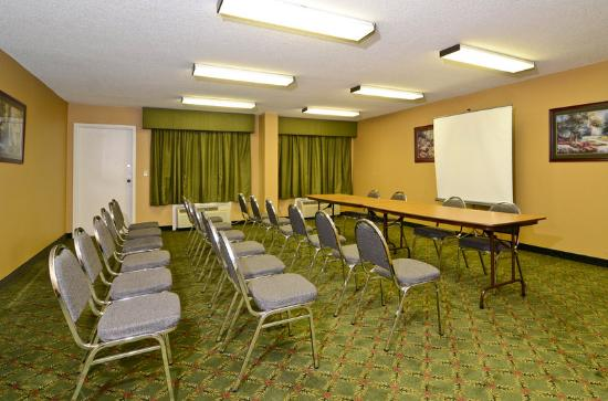 ‪‪Travelers Inn and Suites Memphis‬: Meeting Room‬