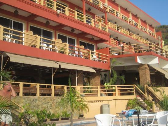 Hotel Irma: Loved irma