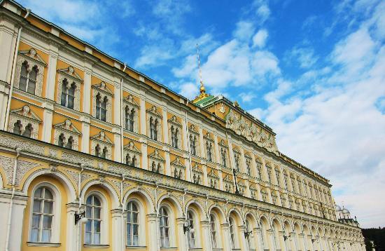 モスクワのクレムリン クレムリン宮殿 - モスクワ、モスクワのクレムリンの写真 - トリップアド