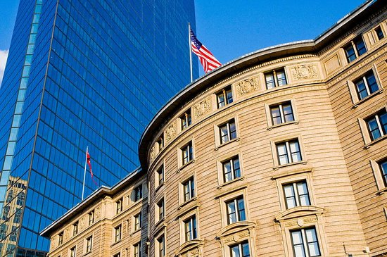 Fairmont Copley Plaza, Boston: Hotel Exterior