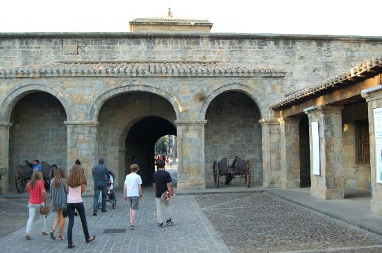 Pamplona, Spain: 1,000 of years of history that you get to experience first hand !
