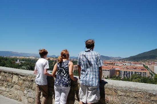 Conjunto Fortificado de Pamplona: Did I mention the views !
