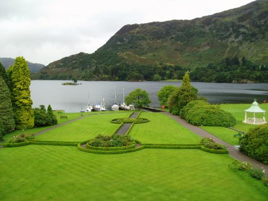 Glenridding, UK: view from balcony lake view superior room