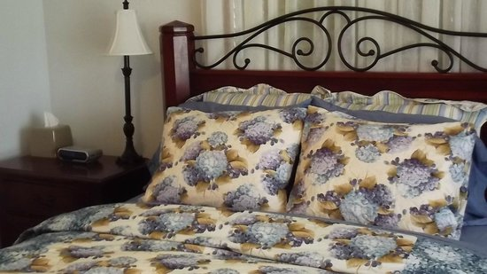 Swan Hill Bed & Breakfast: The Glacier Room