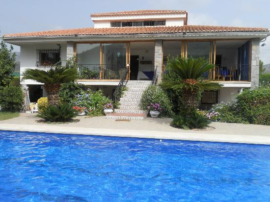 Villa Florencia Casa Rural Gandia: La splendida villa