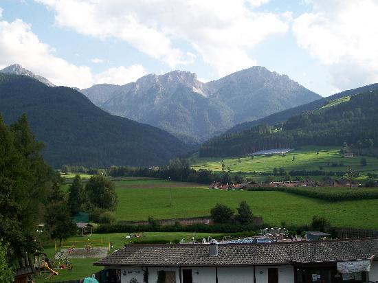 Hotel Scherer: la vista dalla finestra
