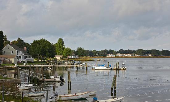 Water's Edge Resort & Spa: Shoreline views