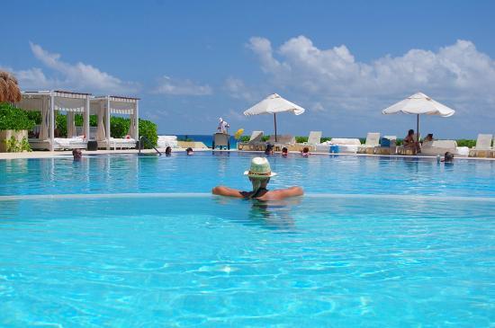 Breakfast On The Balcony Picture Of Live Aqua Beach Resort Cancun Cancun Tripadvisor