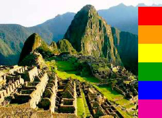 Pride Peru Travel Day Tours