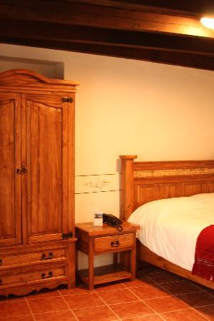 Hotel Villa del Villar: Interior habitaciones