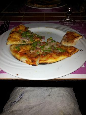 Caribbean Village Agador : pizzeria . well worth a visit