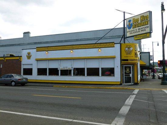 Bee Hive Restaurant: The Beehive in Montesano, Washington