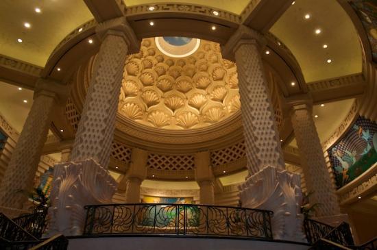 Atlantis - Harborside Resort : Grand Entrance