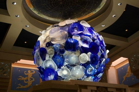 Atlantis - Harborside Resort: Art in Casino