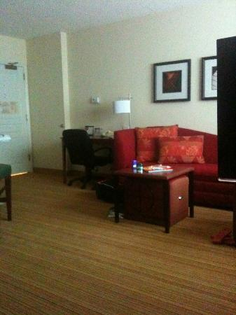 Residence Inn by Marriott Miami Aventura Mall: spacious living area