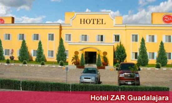 Hotel Zar Guadalajara: Fachada del Hotel ZAR GDL